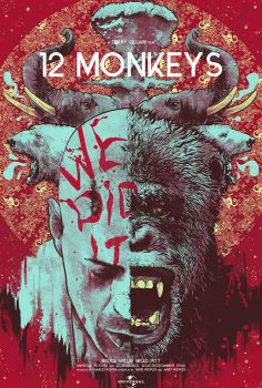12 Monkeys – 12 Maymun